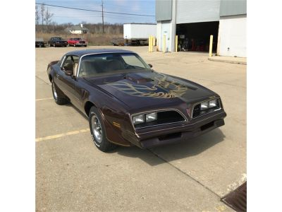 1977 Pontiac Firebird Trans Am