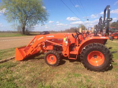 2017 Kubota L2501HST Tractors Lawn & Garden Bolivar, TN
