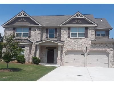 4 Bed 3 Bath Preforeclosure Property in Dacula, GA 30019 - Rolling View Way