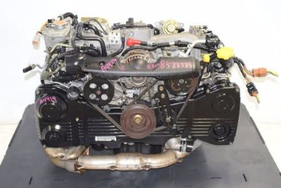 Find EJ205 Motor with TGV and AVCS for Subaru WRX 2002-2005 Quad CAM AVCS 2.0 Turbo motorcycle in Henrico, Virginia, United States, for US $1,995.00