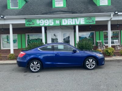 2010 Honda Accord LX-S (Blue)