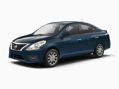 2017 Nissan Versa 1.6 SV (Super Black)