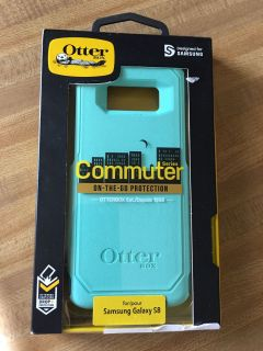 New Otter box samsung/galaxy 8s phone case