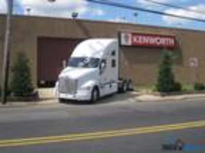 New 2012 Kenworth T700 for sale.