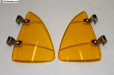 Vent Wing Window Breezee (Yellow)