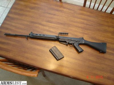 For Sale: Mint, Unfired FN FAL (Model 50.00 Pre-Ban Steyr Import)
