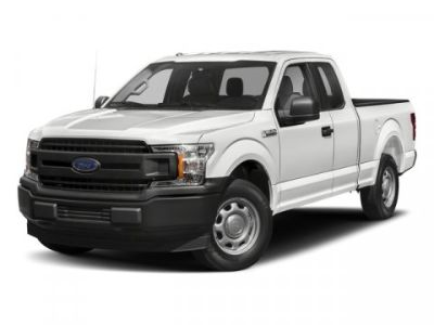 2018 Ford F-150 XL (Magnetic Metallic)