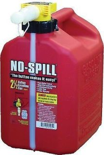Buy Gas Can No-Spill 1405 motorcycle in Hinckley, Ohio, United States, for US $34.05