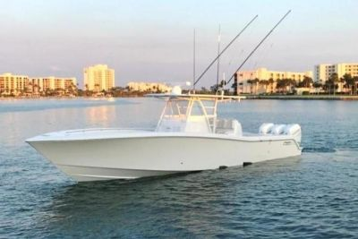 2017 Invincible 39' Open Fisherman