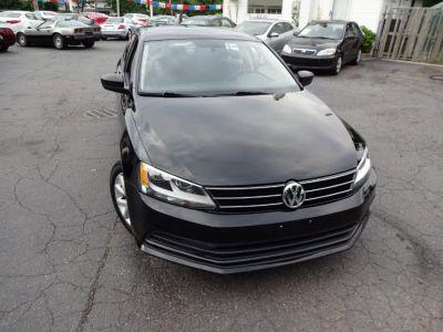 2015 Volkswagen Jetta Sedan 4dr Auto 1.8T SE (Black)