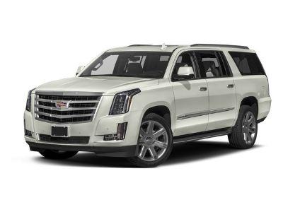 2017 Cadillac Escalade ESV Luxury (Radiant Silver Metallic)