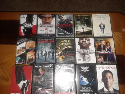 Dvds/movies