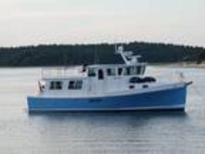 40' Wayne Beal 40 Fast Trawler 1999
