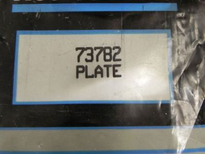 Sell Mercruiser Exhaust Elbow Plate P# 73782 motorcycle in Tacoma, Washington, United States, for US $20.00