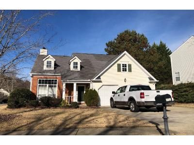 3 Bed 2 Bath Preforeclosure Property in Woodstock, GA 30188 - Weatherstone Dr
