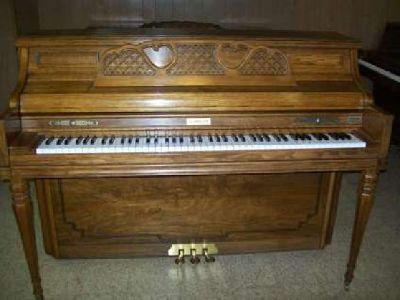 Kimball Artist Console/Upright Piano