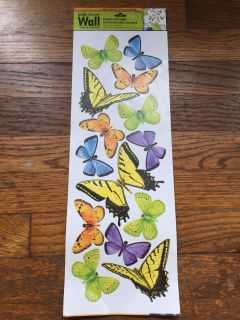 Butterfly wall stickers new