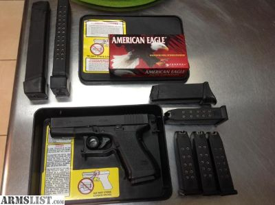 For Sale: Glock 23 .40 Gen 2 with Extras