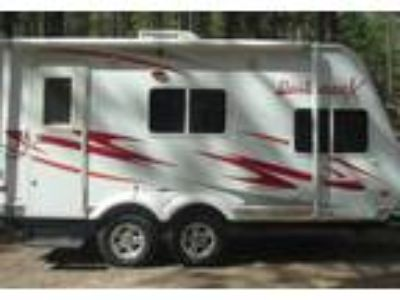 2008 Cruiser RV Funfinder-X-Series Travel Trailer in Albuquerque, NM