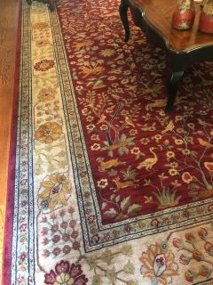 Antique Legends Rug