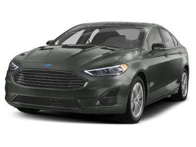 2019 Ford Fusion SE (Ruby Red)