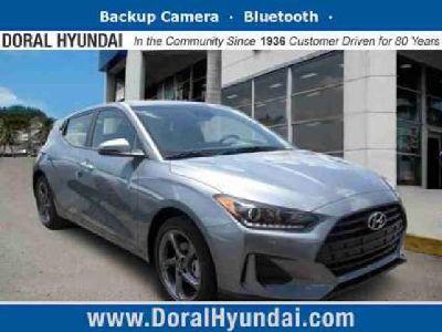 2019 Hyundai Veloster Auto