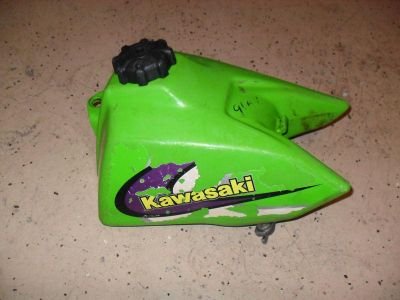 Purchase 91 92 93 94 95 96 97 98 00 01 02 03 KAWASAKI KX 60 KX60 GAS TANK OEM FUEL TANK motorcycle in Norton, Massachusetts, US, for US $23.39