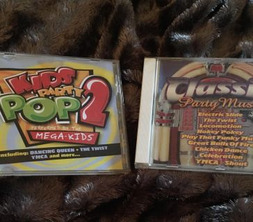 Party music CDs
