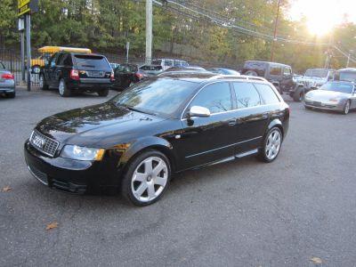 $15,995, Brilliant Black 2004 Audi S4 $15,995.00 | Call: (888) 396-4536