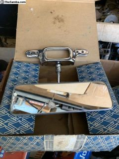 NICE 65-67 bug and ghia convertible mirror
