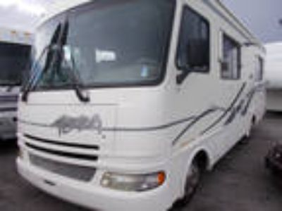 2002 Motorhomes Fleetwood For Sale