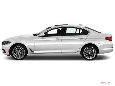 2019 BMW 5-Series 540I XDRIVE (Alpine White)