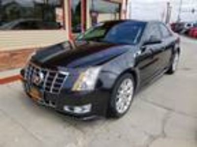Used 2012 CADILLAC CTS For Sale