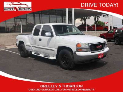 Used 2000 GMC Sierra 1500 Extended Cab for sale