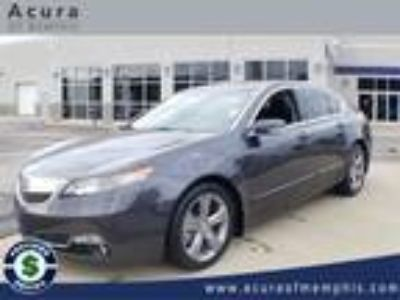 2014 Acura TL 3.5 Advance Package