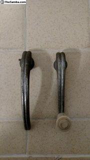 Split Interior Door Handle and Window Crank Handle