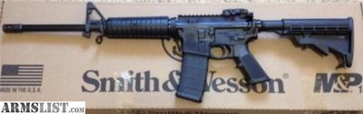 For Sale: Smith & Wesson MP15 Sport II 10202