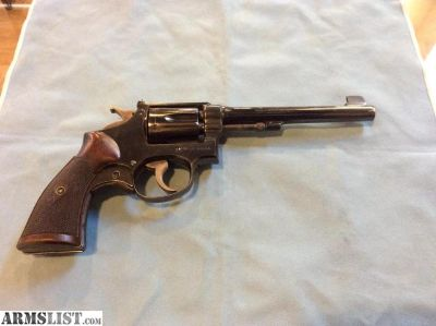 For Sale: Smith & Wesson M &P Target .38spl