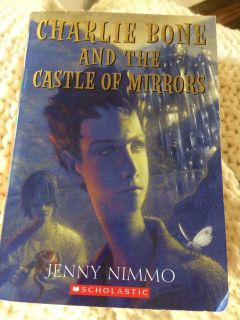 Charlie Bones and the Castle of Mirrors by Jenny Nimmo