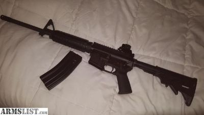 For Sale/Trade: Olympic Arms AR15