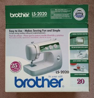 Brother LS-2020 Sewing machine