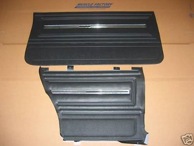 Purchase 66 Chevelle Coupe Front & Rear Door Panels Set motorcycle in Placentia, California, US, for US $148.00
