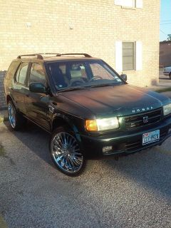 $2,700, 99 Honda Passport