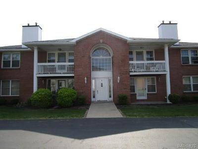 2 Bed 2 Bath Foreclosure Property in Buffalo, NY 14227 - Appletree Ct Apt 4