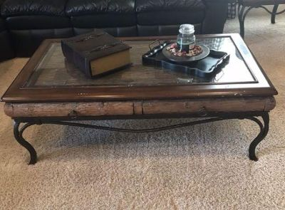Coffee tableand end table
