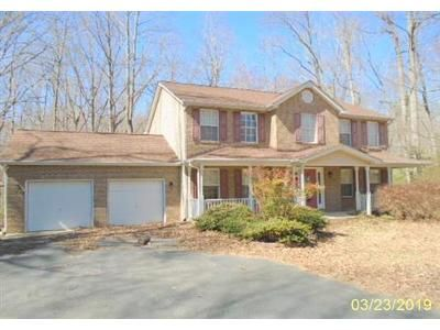 4 Bed 2.1 Bath Foreclosure Property in Hughesville, MD 20637 - Burnt Store Rd