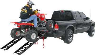 Sell 6' ATV TRUCK RAMPS-LAWN & GARDEN MOWER TRAILER RAMP KIT (SF-RK-6) motorcycle in West Bend, Wisconsin, US, for US $77.20