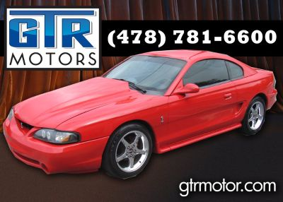1996 Ford Mustang GT (Red)