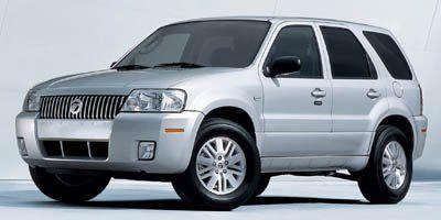 2006 Mercury Mariner Luxury (Silver)