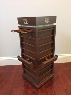 the sak spinning jewelry rack. Porch pick up Bartonville or Morton.